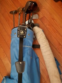 Ladies Golf Clubs + Bag (2 sets available)