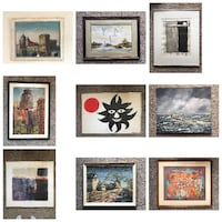Assorted photo collage photo frame Austin, 78759