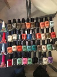 assorted nail lacquers collection Lake Worth, 33460