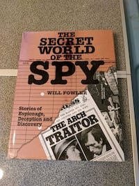 The Secret World of the Spy