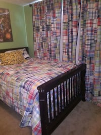 Creations Crib/Toddler/Full stages bed and dresser. Nashville, 37013