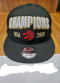 Raptors NBA championships NBA hat Richmond Hill
