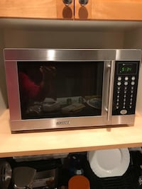 Stainless steel microwave oven 1300W Burnaby, V5E 1M7