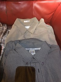 white and gray striped long sleeve shirt Tucson, 85705