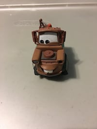 Mator toy truck scale model