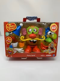 Mr. Potato Head: Party Spud  (Brand New)