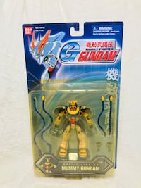 Mummy Gundam-Action-Figure Mobile Fighter G-Gundam (SP-1) Daly City, 94014