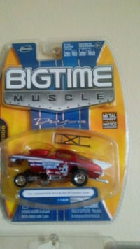 Bigtime muscle!
