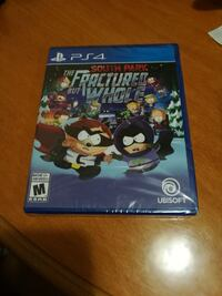 PS4 - South park : The Fractured but whole -sealed