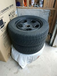 winter tires $150 OBO Innisfil, L9S