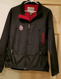 New OU Sooners Women's Jacket Midwest City