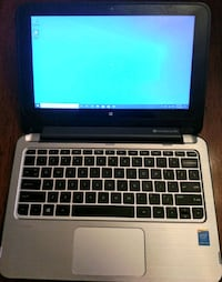 HP Touchscreen 2 in 1 Laptop