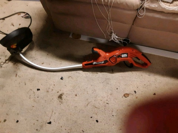 Black & Decker Grass Hog weed eater Electric