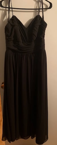 Black bridesmaid dress size M Mont-Royal, H4P 0C1