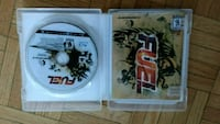 two assorted PS3 game cases Ottawa, K2E 6K2