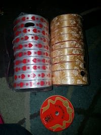RIBBON Rolls .. Package of 10 Rolls