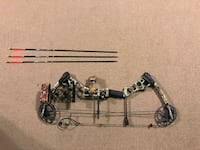 Mission Riot Compound Bow by Mathews Winchester, 40391