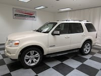 2008 Ford Explorer Limited Akron