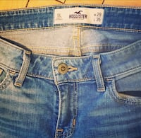 Hollister Jeans Size 9 Bootcut