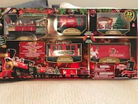 Brand new Christmas train set  Ancaster, L9G 2R9