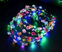 $15 LED EDM HEADBAND Accessory