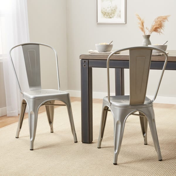 Poly and Bark Trattoria Dining Side Chairs $25 each