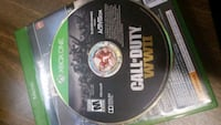 Xbox one call of duty ww2 Indianapolis, 46234