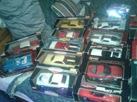 20  1/18 scale American muscle cars