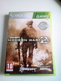 Call of duty moderne wafare 2  Sainte-Hermine, 85210