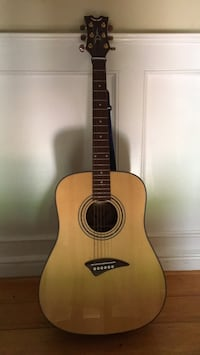 brown and black acoustic guitar Wading River, 11792