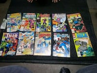 assorted Marvel comic book collection Oxnard, 93033