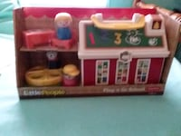 Little people play n school  2206 mi