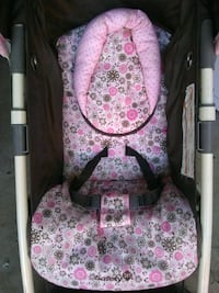 Clean Pink Safety 1st baby stroller, must pick up Las Vegas, 89121