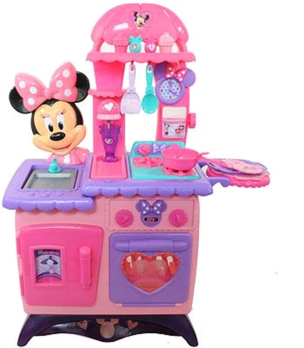 Used Minnie Mouse Kitchen Set For Sale In Marion Letgo