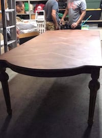 Custom made dinning table and 6 chairs from bombay rush for sale..... asking for 350 cad... Toronto, M6E 2W4