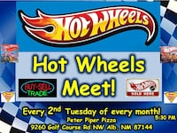 Hot Wheels & Die-Cast Collector's meeting