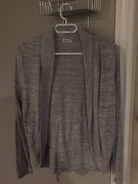 Gray and black striped cardigan Guelph, N1K 1W5