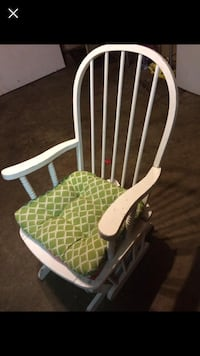 Distressed rocker/glider Edmonton, T6X 2E3