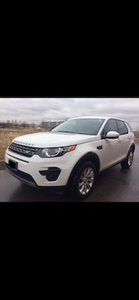 Land Rover - Discovery Sport - 2016 Newmarket, L3Y 5B6