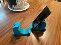 Dolphin cell phone stand