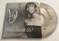 Brandy, what about us? CD single Saint-Laurent-Blangy, 62223