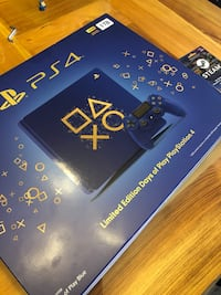 Limited Edition Days of Play PS4 New in Box Lubbock, 79416