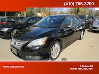 2015 Nissan Sentra for sale Owings Mills