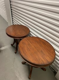 Matching end tables, excellent shape! Melbourne