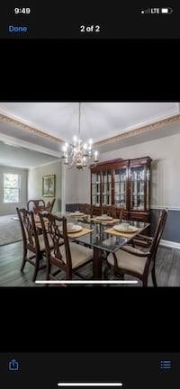 Dining Table and Hurch