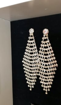Fashion earrings Vaughan, L6A