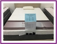 Brand New King Memory Foam Set still in plastic Mount Pleasant