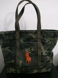 Polo Camo Tote Houston, 77092