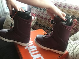 New snowboard boots for sale