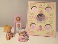 Disney Princess Baby Milestone photo frame and lot Middle River, 21220